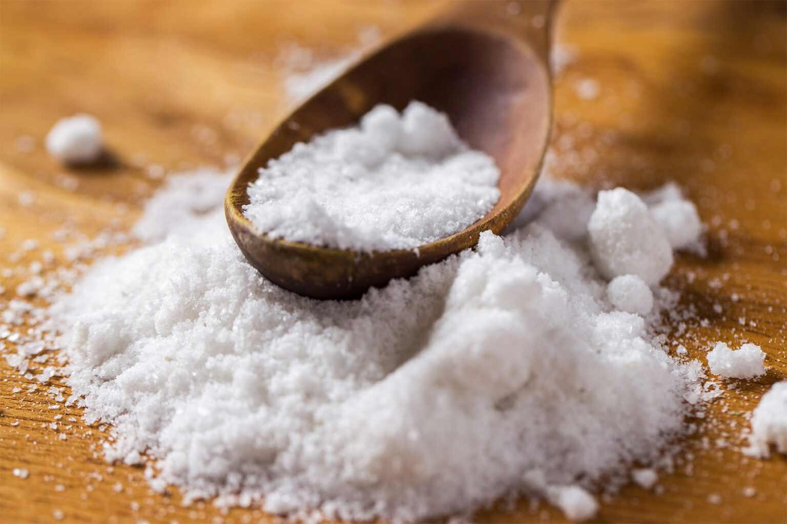 Sodium and our health. What we need to know.